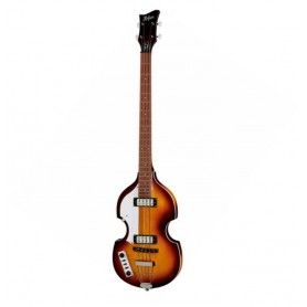 HOFNER Ignition Beatles Violin Bass SE Sunburst LH