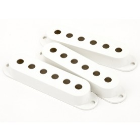 FENDER Pickup Covers Stratocaster White (3)
