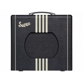SUPRO Delta King 10 Black & Cream