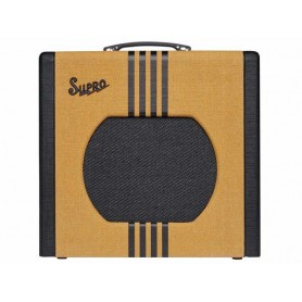 SUPRO Delta King 12 Tweed & Black