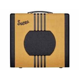 SUPRO Delta King 10 Tweed & Black