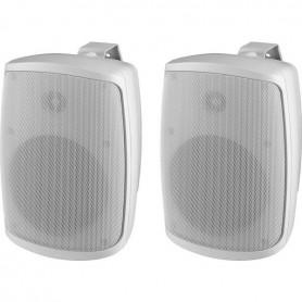Monacor WALL-04T/W-100 Volts-8 Ohm-60 Watt (coppia)