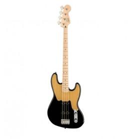FENDER Squier Paranormal Jazz Bass '54 MN Gold Pickguard Black