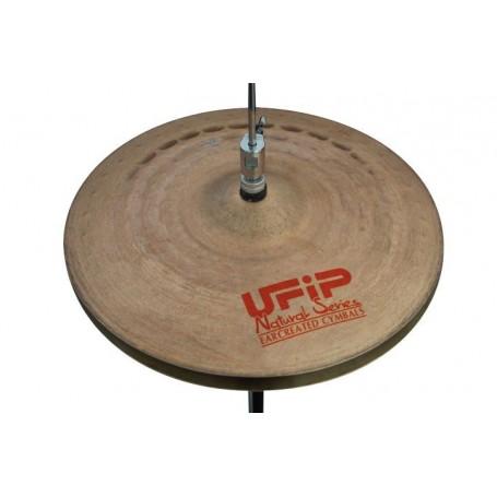 """UFIP NATURAL Series Hi Hat 14"""""""